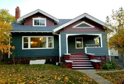 Spokane Single Family Home Chg Price: 1116 E Newark Ave