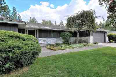 Spokane Single Family Home For Sale: 4407 S Madelia St