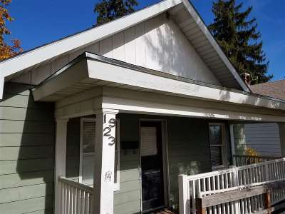 Spokane Single Family Home For Sale: 1923 E Empire Ave