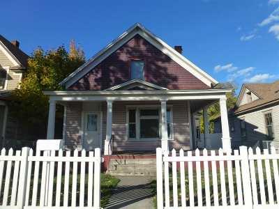 Spokane Single Family Home For Sale: 2024 W Gardner Ave