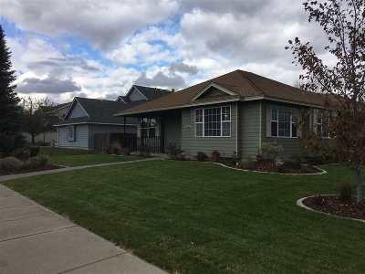 Spokane Valley Single Family Home Ctg-Inspection: 2123 S Saint Charles Rd
