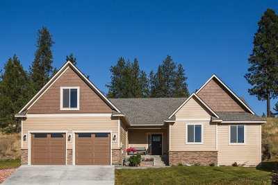 Spokane Single Family Home For Sale: 7119 E Fairmont Ln