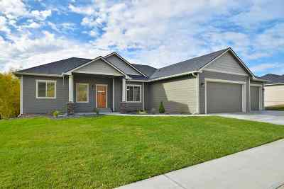 Spokane County, Stevens County Single Family Home For Sale: 1109 N Courtney Ct
