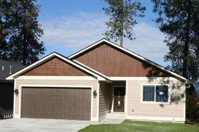 Spokane County, Stevens County Single Family Home For Sale: 3412 W 3rd Ave