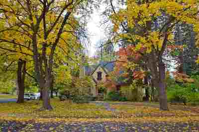Spokane, Spokane Valley Single Family Home Chg Price: 752 E 26th Ave