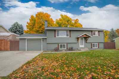 Spokane Valley Single Family Home Chg Price: 11721 E 14th Ave