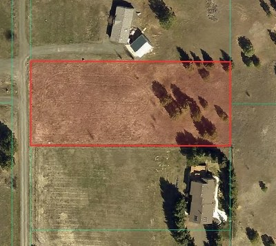 Four Lks Residential Lots & Land For Sale: S Garfield