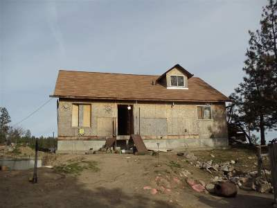 Nine Mile Falls Single Family Home For Sale: 6078 Highway 291 Hwy