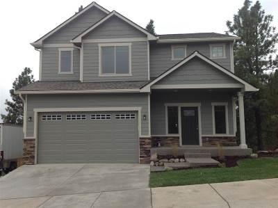 Spokane County, Stevens County Single Family Home For Sale: 7610 E Garnet Ln