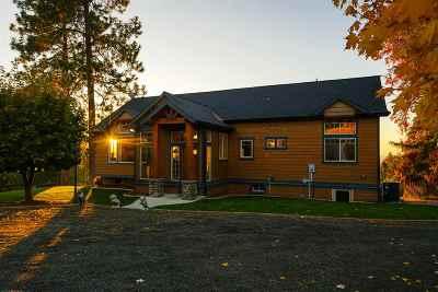 Spokane Single Family Home For Sale: 16610 E Foothills Rd