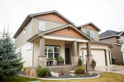 Spokane Single Family Home For Sale: 9111 N Rosebury Ln