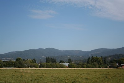 Otis Orchards Residential Lots & Land For Sale: N Oakland #LOT 1