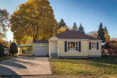 Spokane Valley Single Family Home Ctg-Inspection: 10410 E Springfield Ave