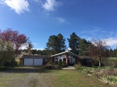 Spokane County, Stevens County Single Family Home For Sale: 7304 E Bigelow Gulch Rd