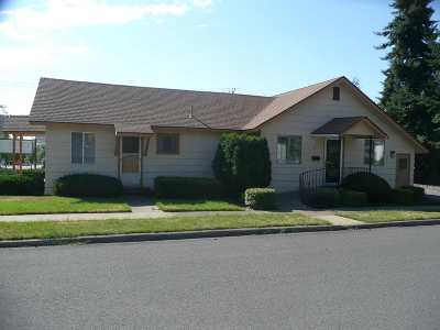 Cheney Single Family Home For Sale: 217 3rd St