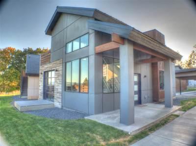 Spokane, Spokane Valley Condo/Townhouse For Sale: 7217 N Five Mile Rd #Unit 2