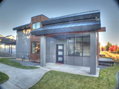 Spokane, Spokane Valley Condo/Townhouse For Sale: 7217 N Five Mile Rd #Unit 5