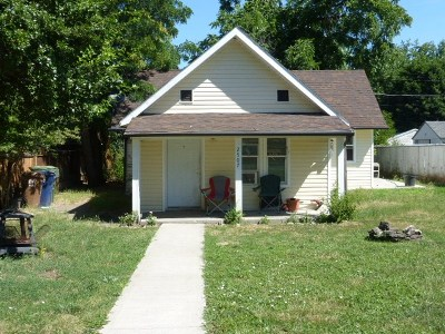 Spokane Single Family Home For Sale: 2507 E 6th Ave