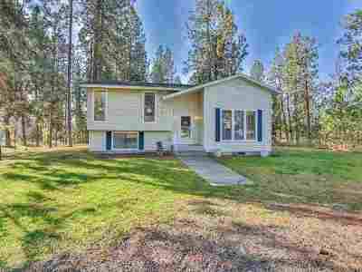 Nine Mile Falls Single Family Home Bom: 10979 W Ridge Tree Ct