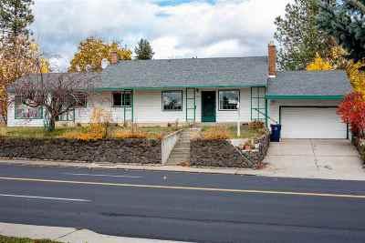 Spokane Single Family Home For Sale: 1519 E 29th Ave