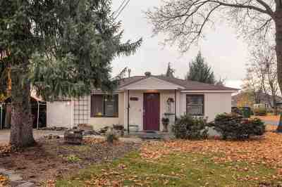 Single Family Home For Sale: 7608 E South Riverway Ave