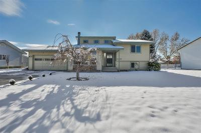 Spokane Valley Single Family Home Chg Price: 14022 E 21st Ave