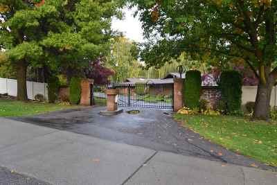 Spokane, Spokane Valley Condo/Townhouse For Sale: 2109 E Rockwood Blvd #2109