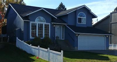 Spokane WA Single Family Home Sold: $217,553