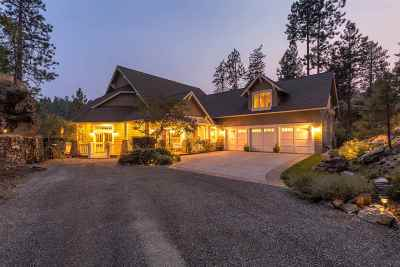 Bonner County, Kootenai County Single Family Home For Sale: 869 S Breezy Way