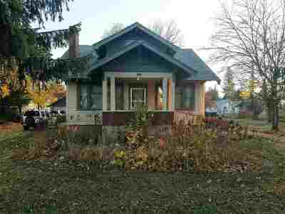 Spokane Valley Single Family Home For Sale: 6516 E 4th Ave