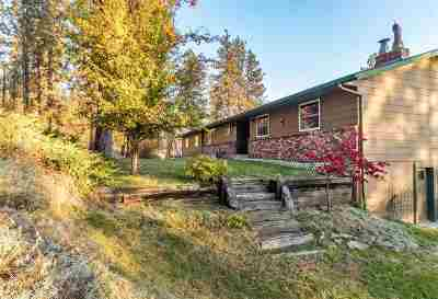 Single Family Home For Sale: 11510 S Andrus Rd