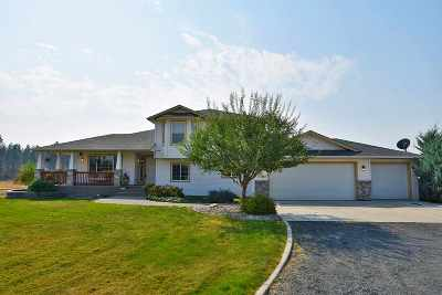 Spokane Single Family Home For Sale: 7707 W Greenwood Rd