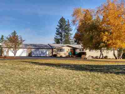 Spokane Single Family Home For Sale: 2206 W Borden Rd