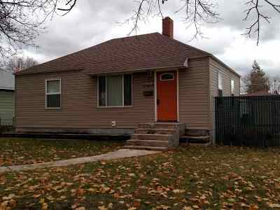 Single Family Home For Sale: 4928 N Cedar St