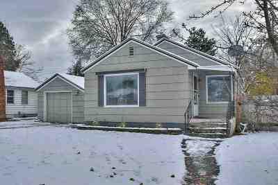 Single Family Home Ctg-Inspection: 2433 W Walton Ave