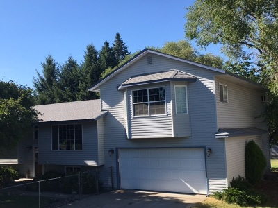Spokane Valley Single Family Home For Sale: 10921 E 10th Ave