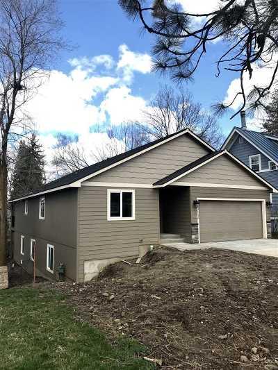 Spokane County, Stevens County Single Family Home For Sale: 3115 E 30th Ave