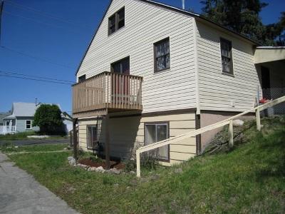 Spokane Single Family Home For Sale: 4828 N Smith St