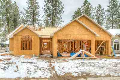 Spokane County, Stevens County Single Family Home For Sale: 10715 E 39th Ln