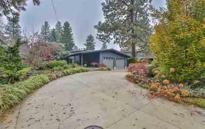 Spokane, Spokane Valley Single Family Home For Sale: 1116 S McClellan St