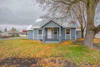 Spokane Valley Single Family Home For Sale: 8505 E Alki Ave
