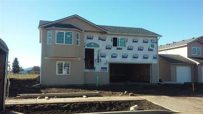Spokane County, Stevens County Single Family Home For Sale: 9806 E Hoffman Ct