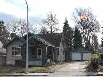 Spokane Single Family Home New: 37 W 29th Ave