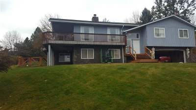 Otis Orchards WA Single Family Home For Sale: $279,900