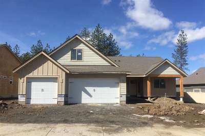 Spokane WA Single Family Home Ctg-Inspection: $419,900