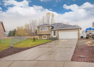 Post Falls ID Single Family Home For Sale: $229,900