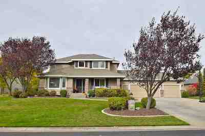 Spokane Single Family Home For Sale: 2308 S Dusk Ln