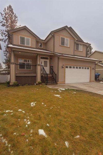 Spokane Single Family Home For Sale: 1507 W Christi Dr