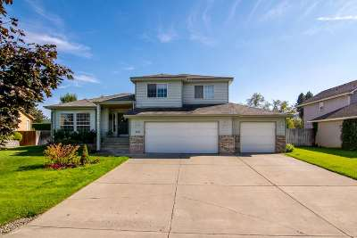 Spokane Single Family Home New: 3841 S Bates Dr