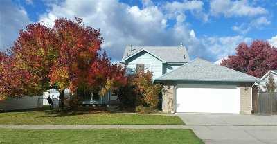 Spokane Single Family Home New: 5618 W Charlene Ct